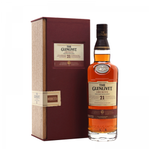 The Glenlivet 21 Years | Single Malt