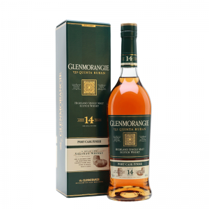Glenmorangie Quinta Ruban 14 Years Port Finnish | Single Malt